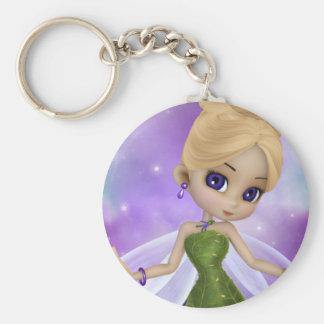 Sparkle Fairy Keychain