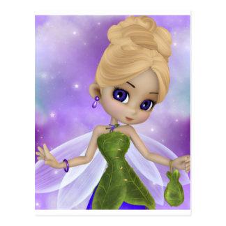 Sparkle Fairy Postcard