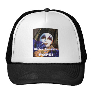 Sparkle for Pope Trucker Hat