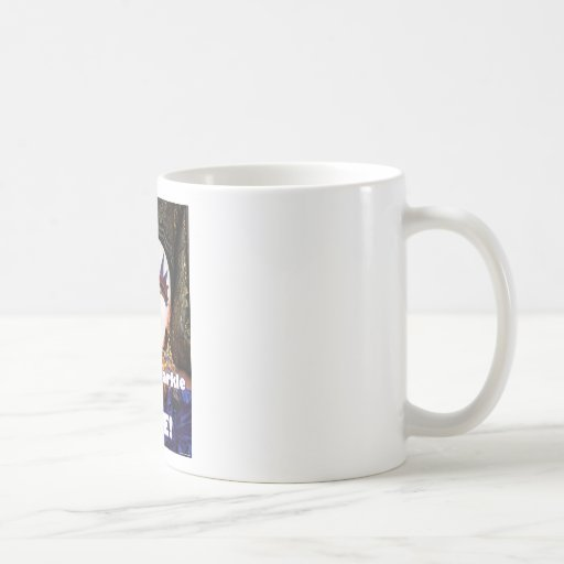 Sparkle for Pope Mugs