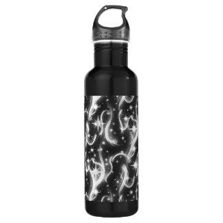 Sparkle Ghosts Liberty Bottle 24oz Water Bottle