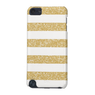 Sparkle Glitter Look Stripes iPod 5G BT Case iPod Touch 5G Covers