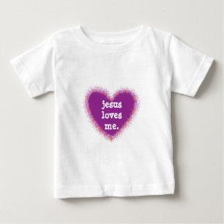 Sparkle Heart Baby T-Shirt