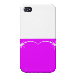 Sparkle Heart Iphone cover