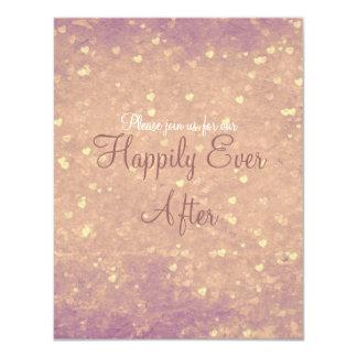 Sparkle Hearts Card