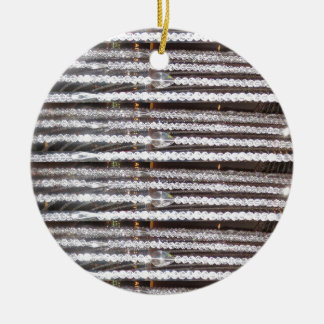 SPARKLE Jewel STRINGS pattern NavinJOSHI NVN101 Christmas Tree Ornament