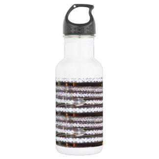 SPARKLE Jewel STRINGS pattern NavinJOSHI NVN101 Stainless Steel Water Bottle