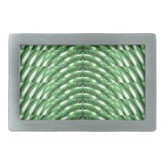 Sparkle Light Energy Green GIFTS - lowprice store Rectangular Belt Buckles