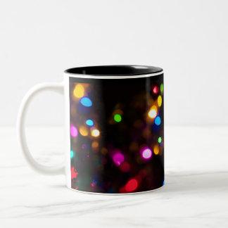 Sparkle Lights mug