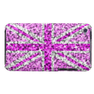 Sparkle Look UK Pink iPod Touch barely there Barely There iPod Cases