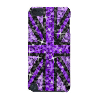 Sparkle Look UK Purple Black iPod Touch Speck case iPod Touch (5th Generation) Cases
