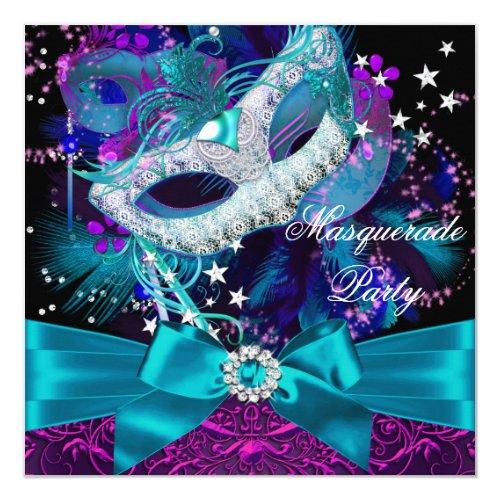 Popular 25 Masquerade Party Invitations | Popular Invitation