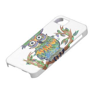 Sparkle Owl iPhone 5 Case