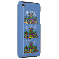 Sparkle Owl iPod Touch Case-Mate Case