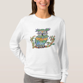 Sparkle Owl T-Shirt