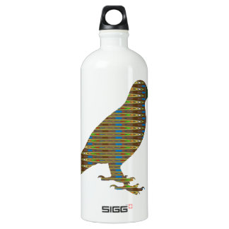 SPARKLE painted BIRD by NAVIN Joshi LOWPRICE SIGG Traveler 1.0L Water Bottle