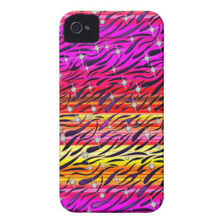 Sparkle Print iPhone 4 Case-Mate Cases