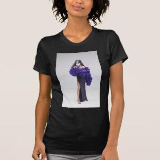 Sparkle purple t-shirts