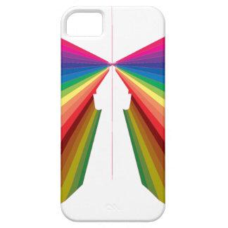 Sparkle Rainbow Spectrum Colors iPhone 5 Cover