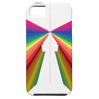 Sparkle Rainbow Spectrum Colors iPhone 5 Covers