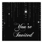Sparkle & Shine Faux Sequin : Invitation at Zazzle
