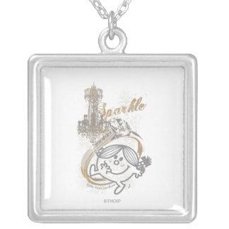 Sparkle Sunshine Silver Plated Necklace