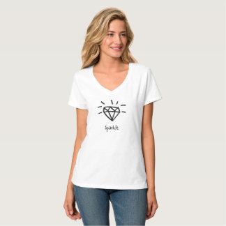 sparkle tee. T-Shirt