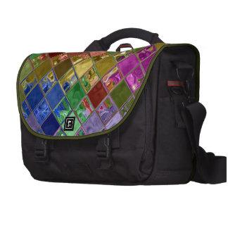 Sparkle Tiles Mosaic Art Bag For Laptop