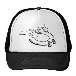 Sparkle Toilet Trucker Hat