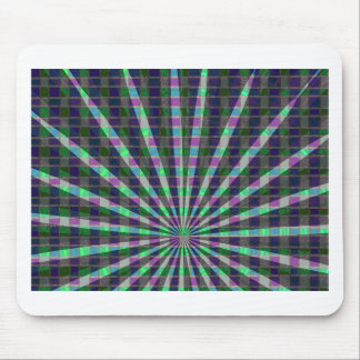 Sparkle Wave Light ReflectionsTemplate DIY gifts Mouse Pad