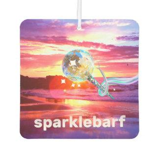 Sparklebarf Car Air Freshener