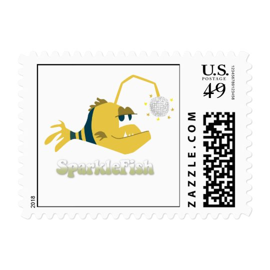 SparkleFish Stamps