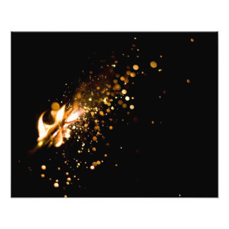 Sparkler 1 photograph