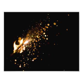 Sparkler 1 art photo