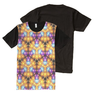 Sparkler Bomb All-Over-Print T-Shirt