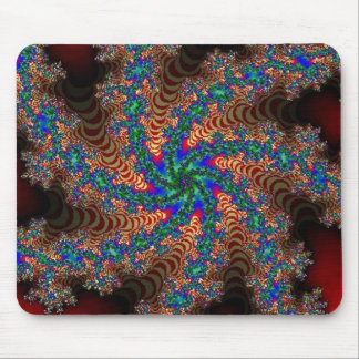 Sparkler Whirling Mouse Pad