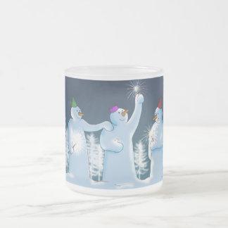 Sparklers Taza De Cristal