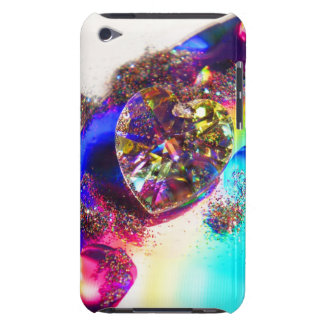 Sparkles & Glitter case Barely There iPod Cases