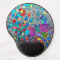Sparkles & Glitter Gel Mouse Pad