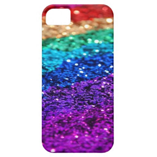 Sparkles & Glitter iPhone 5 case