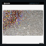 "Sparkles &amp; Glitter Skin For Laptop<br><div class=""desc"">Skin For Laptop</div>"