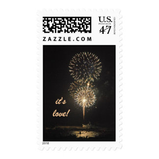sparkles & smoke postage