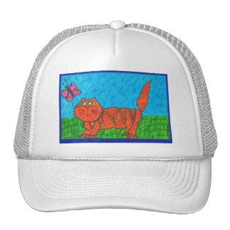Sparkles Sparkles and the Butterfly Cap Trucker Hat