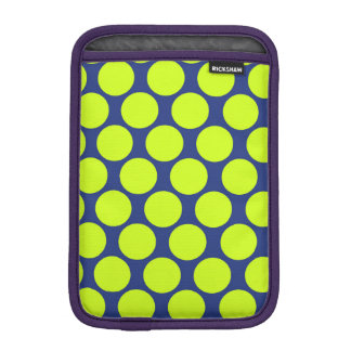 Sparkling Beaming Ethical Friendly iPad Mini Sleeve