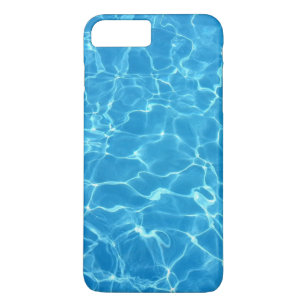 new styles ced3c e28ad Sparkling Blue Swimming Pool Water iPhone 8 Plus/7 Plus Case