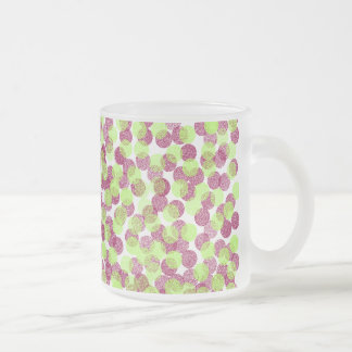 Sparkling Bubbles Frosted Mug