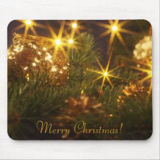 Sparkling Christmas Mousepad