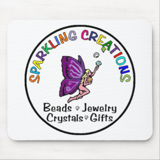 Sparkling Creations Mouse Pad