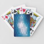 sparkling_design-1920x1080[1]. BLUE DISCO SPARKLES Poker Cards