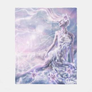 Sparkling Dream Queen Fleece Blanket